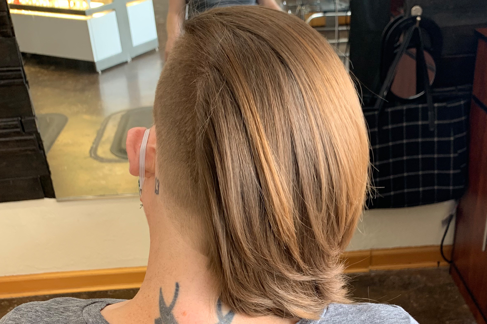 Women's Cut and Style