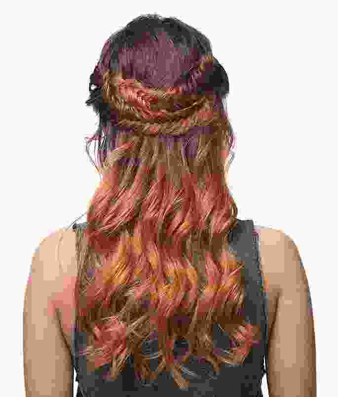 Weaving Hair