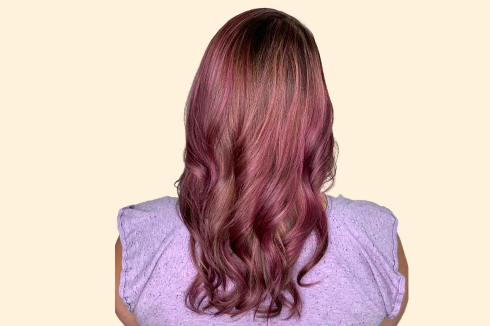 Women's Cut, Color and Style