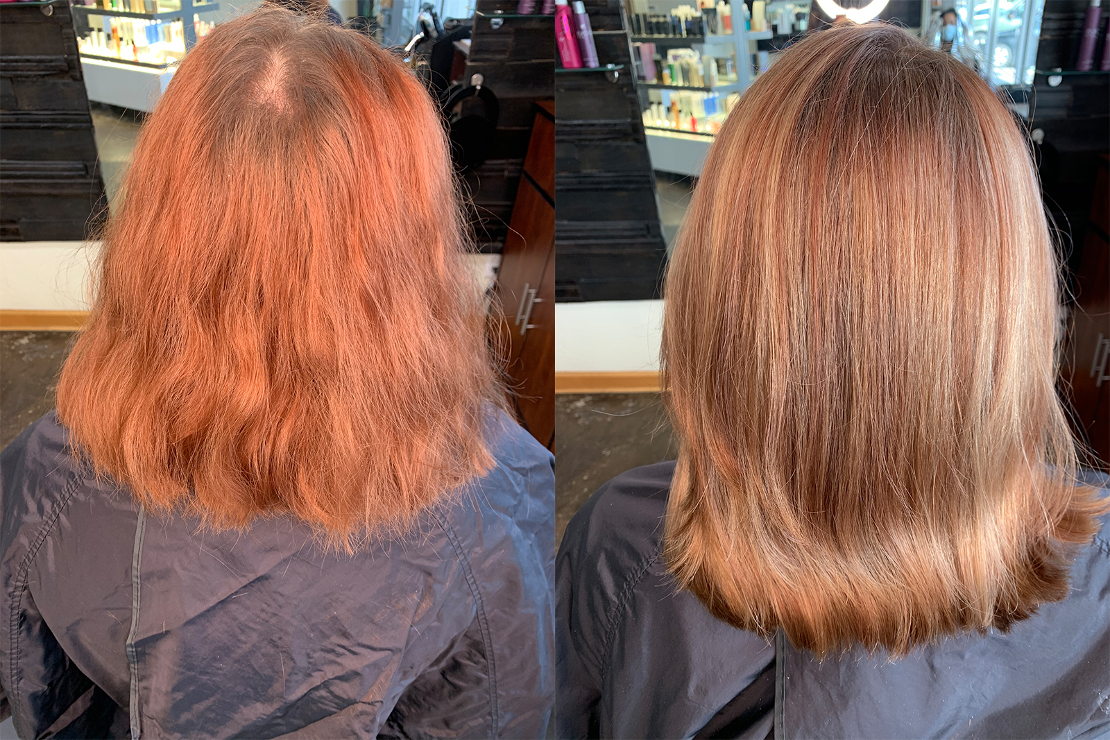 Women's Cut and Color